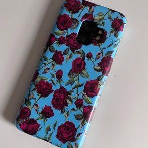 🔮VELVET CAVIAR roses galaxy s9 phone case